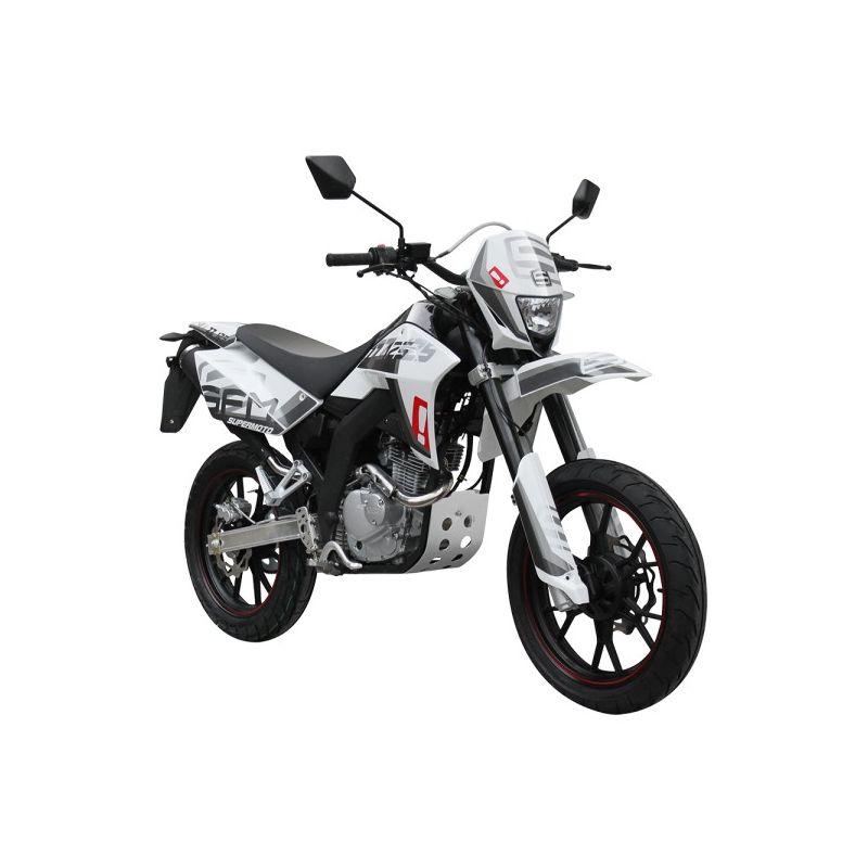 sfm zx125 enduro 125cc motorcycle poole moto. Black Bedroom Furniture Sets. Home Design Ideas