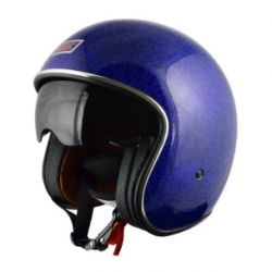 Origine Sprint Vintage Open Face Helmet Blueberry