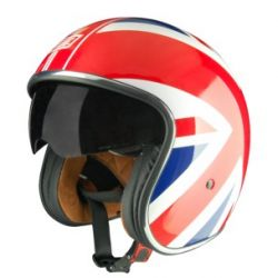 Origine Sprint Vintage Open Face Helmet Union Jack