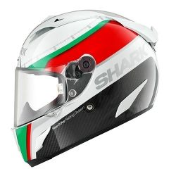 SPEED-R MXV CARBON SKIN Carbon White Black