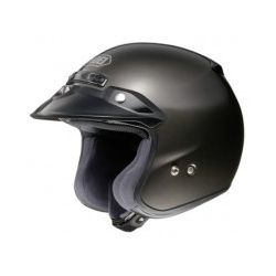 Shoei RJ Plain Black