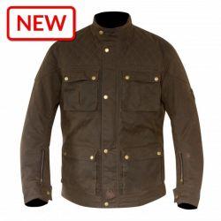 Merlin Armitage Wax Cotton Textile Jacket