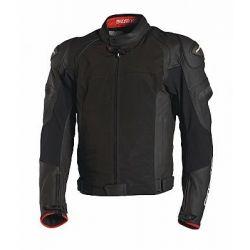 Richa Ballistic Evo Black Leather Jacket