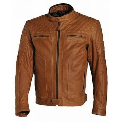 Richa Memphis Cognac Leather Jacket