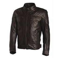 Richa Memphis Brown Leather Jacket