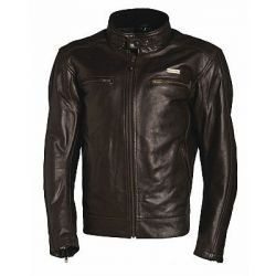 Richa Boston Brown Leather Jacket