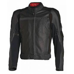 Richa TG-2 Black Leather Jacket