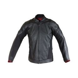 Richa Outlaw Black Leather Jacket