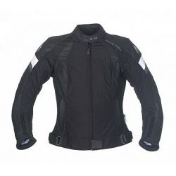 Richa Libra Black Leather Jacket