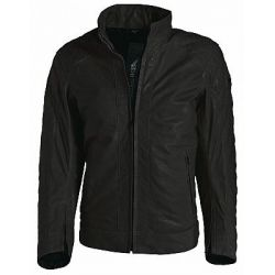 Richa Caroline Black Leather Jacket