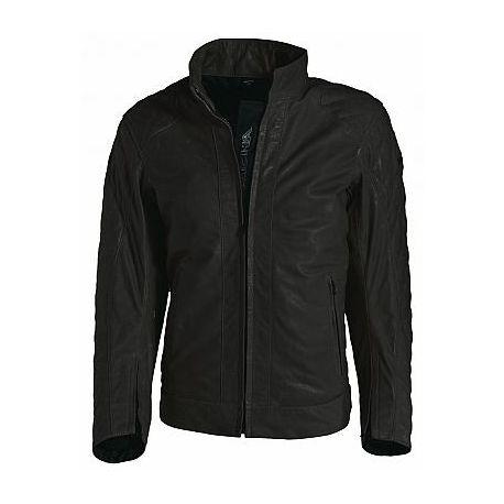 Richa Caroline Black Leather Jacket