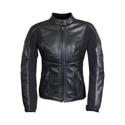 Richa Kelly Black Leather Jacket