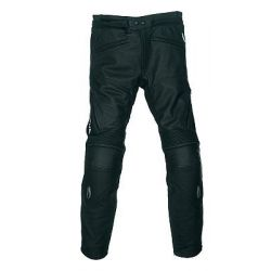 Richa TG-1 Leather Trousers Black