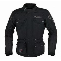 Richa Spirit C-Change Textile Jacket Black