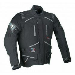 Richa Touring C-Change Textile Jacket Black