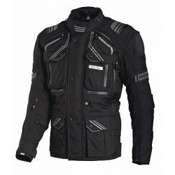 Richa Touareg Textile Jacket Black