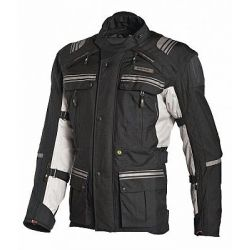 Richa Sahara Textile Jacket Black