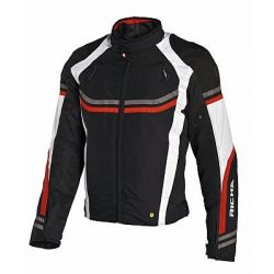 Richa Airstream Textile Jacket Red/Black/White