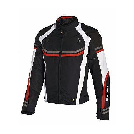 Richa Airstream Textile Jacket Red/Black/White