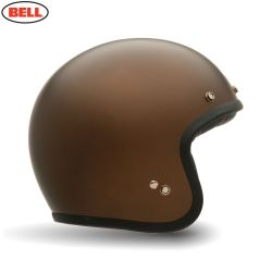 Bell 2014 Street Helmet Custom 500 Matte Metallic Brown