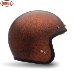 Bell 2014 Street Helmet Custom 500 Matte Orange Flake