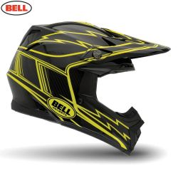 Bell 2014 MX Helmet (Adult) Moto 9 Carbon Hurricane