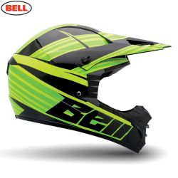 Bell 2014 MX Helmet (Adult) SX-1 Crusade Green