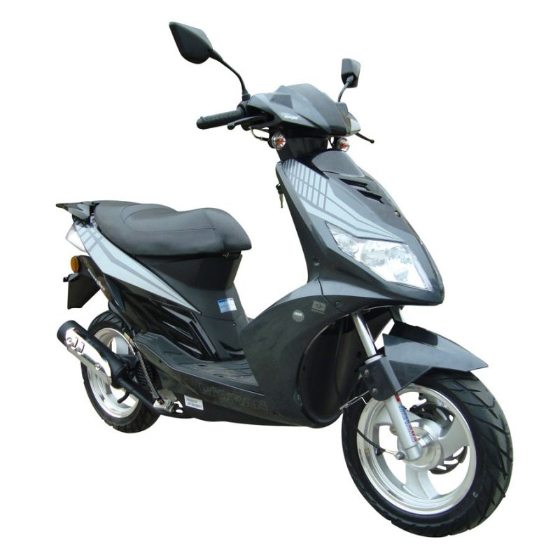 baotian eagle 50cc scooter moped poole moto. Black Bedroom Furniture Sets. Home Design Ideas
