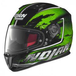 Nolan N86 Speckter Green