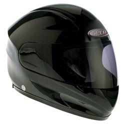 RS-220 Plain Gloss Black