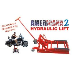 AMERICANA 2 HYDRAULIC MOTORCYCLE LIFT