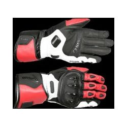 Weise Vortex Gloves Black/Red