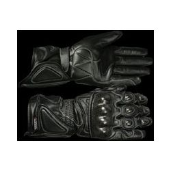 Weise Black Rain Waterproof Gloves Black