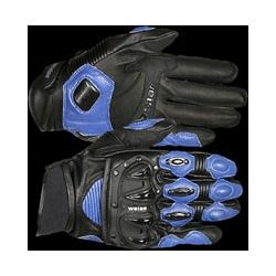 Weise Daytona Waterproof Gloves Black/Blue