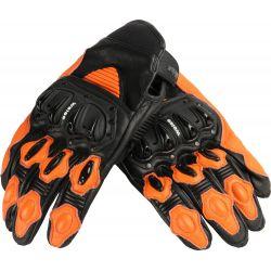 Weise Daytona Waterproof Gloves Black/Orange