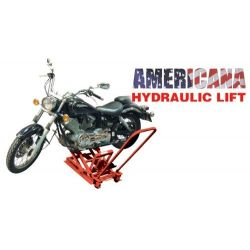AMERICANA HYDRAULIC MOTORCYCLE LIFT