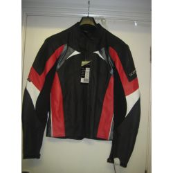 Lewis LLJ116 Apexx Sport Jacket Red