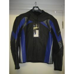 Lewis LLJ116 Apexx Sport Jacket Blue