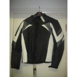 Lewis LLJ116 Apexx Sport Jacket White