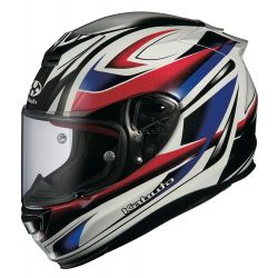 Kabuto RT-33 Rapid - Red/Blue/White