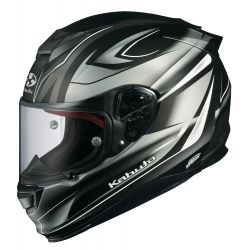 Kabuto RT-33 Rapid - Black/White
