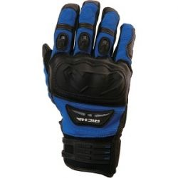 Richa Evolution Gloves Black/Blue