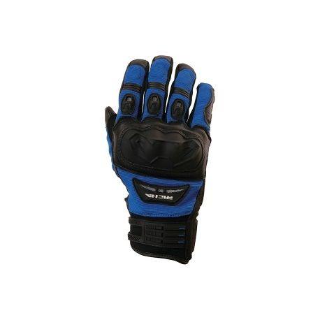 Richa Evolution Gloves Black/Blue