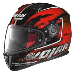Nolan N86 Specter Red/Black