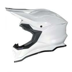 Nolan N53 MX Pure White