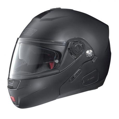 Nolan N91 EVO CLASSIC N-COM Flat Black