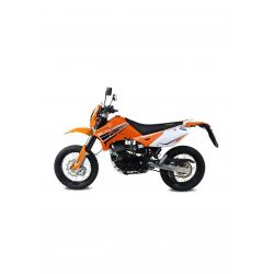 Superbyke RMR 125 Orange
