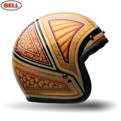 Bell Cruiser 2016 Custom 500 SE Adult Helmet Tagger Flashback