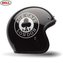 Bell Cruiser 2016 Custom 500 SE Adult Helmet Ace Cafe Black