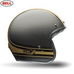 Bell Street 2016 Custom 500 Carbon Adult Helmet Carbon RSD Bomb
